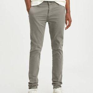 Denizen from Levi's Grey 216 Skinny Jeans